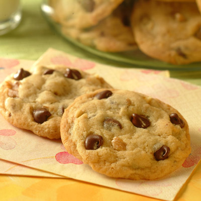 Easy Vegan Meals » Blog Archive » Chocolate Chip Cookies
