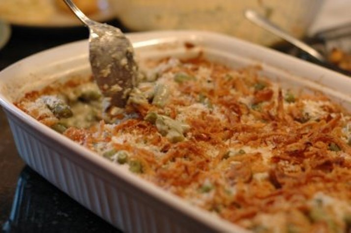 Green Bean Casserole 2 cups cut green beans