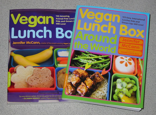 vegan lunch box Often they will be more willing to try something when they helped to make it ...